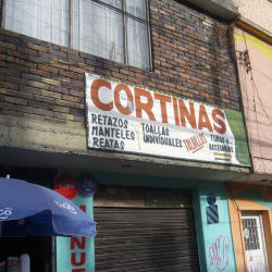 Cortinas Carrera 91 con 129D en Bogotá