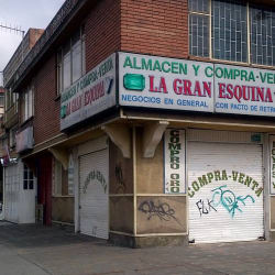 Almacén y Compraventa la Gran Estación en Bogotá