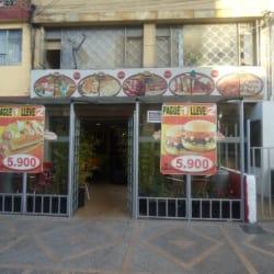 Comida Mexicana en Bogotá