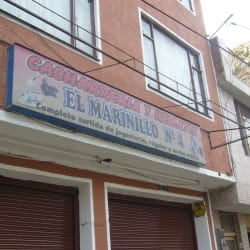 Cacharrería y Remates El Marinillo en Bogotá