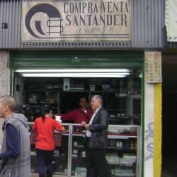 Compraventa Santander en Bogotá
