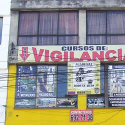 Academia De Seguridad Privada Bodyguards en Bogotá