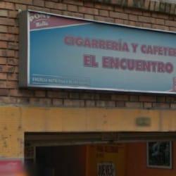 Cigarrería y Cafetería El Encuentro en Bogotá