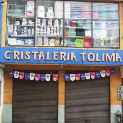 Cristalería Tolima en Bogotá