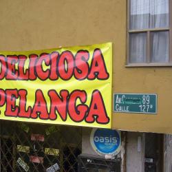 Deliciosa Pelanga en Bogotá