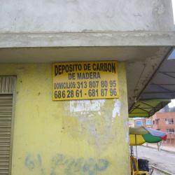 Depósito de Carbón de Madera en Bogotá