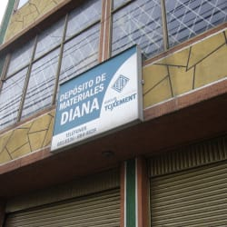 Depósito de Materiales Diana en Bogotá