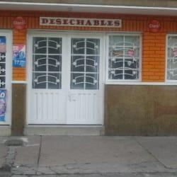 Desechables Calle 2 en Bogotá