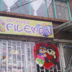 Detalles Filemon en Bogotá