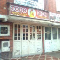 Asadero Todo Rico  en Bogotá