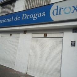 Droxi en Bogotá