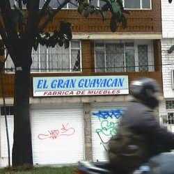 El Gran Guayacán en Bogotá