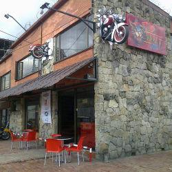 El Jabalí Café en Bogotá