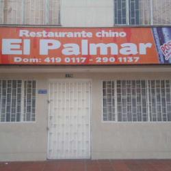 El Palmar en Bogotá