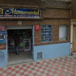 El Monumental en Bogotá