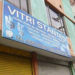 Vitri Stantes en Bogotá