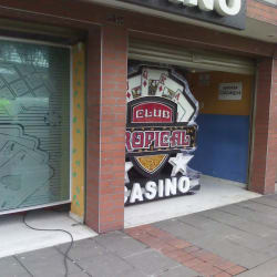Casino Club Tropical en Bogotá
