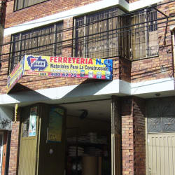 Ferretería N.C en Bogotá