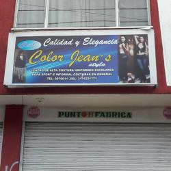 Color Jeans en Bogotá