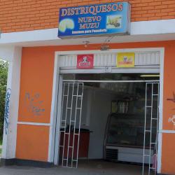 Distriquesos Nuevo Muzú en Bogotá