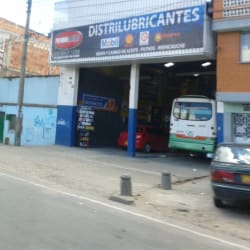 Distrilubricantes en Bogotá