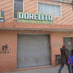 Dorelito en Bogotá