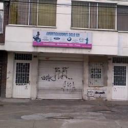 Amortiguadores Siglo XXI en Bogotá