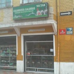 Cigarrería Galerías en Bogotá