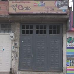 Cocinas Integrales Arte Y Estilo en Bogotá