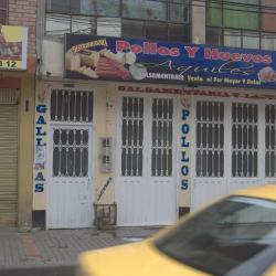 """Distribuidora Pollos Y Huevos """" Aquiles"""" en Bogotá"""