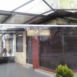 Café y Helado en Bogotá