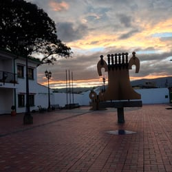 Centro Historico de Chía Plazoleta Casa de Justicia en Bogotá