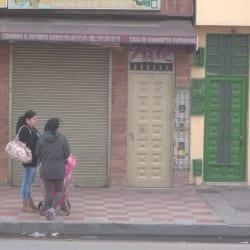 Cigarrería El Mayorista en Bogotá