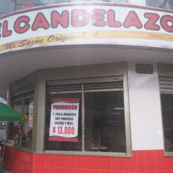 El Candelazo en Bogotá