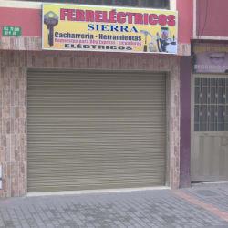 Ferrelectricos Sierra en Bogotá