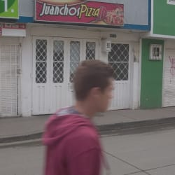 Juanchos Pizza JD en Bogotá