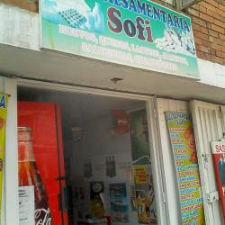 Mini Salsamentaría Sofi en Bogotá