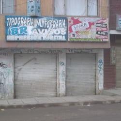 Tipografía Y Litografía Br en Bogotá