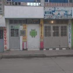 Centro Electrónico J .T en Bogotá