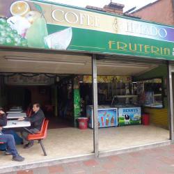 Cofee & Helado en Bogotá