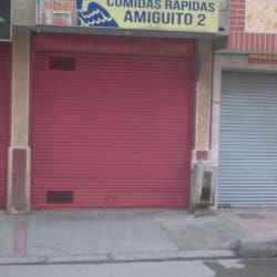 Comidas Rápidas Amiguitos 2 en Bogotá