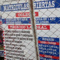 Incade Carrera 9A con 21 en Bogotá