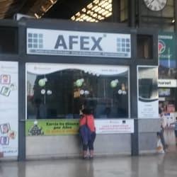 AFEX Mall Paseo Estación  en Santiago