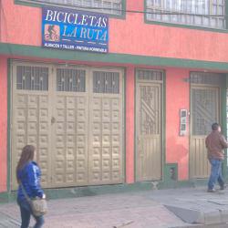 Bicicletas La Ruta en Bogotá