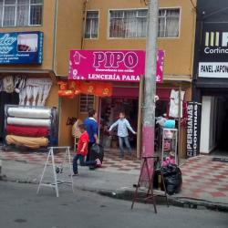Pipo Lencería en Bogotá