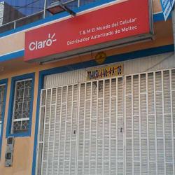 T&M El Mundo del Celular en Bogotá