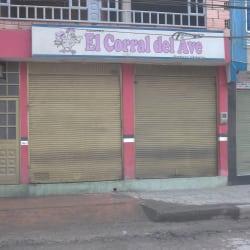 El Corral Del Ave en Bogotá