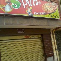 Nachos Pizza en Bogotá