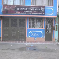 Cocinas Integrales Distrimodulos Calderón en Bogotá