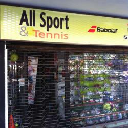 All Sport & Tennis - Centro Comercial Apumanque en Santiago